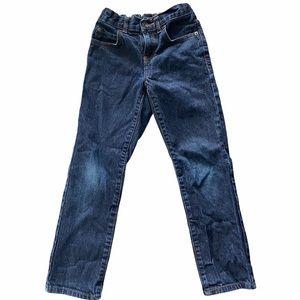 Children's Place boys straight leg jean sz 7